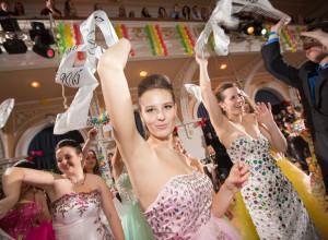 Maturitní plesy